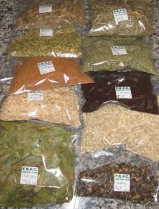 Ingredients for Kidney Tea
