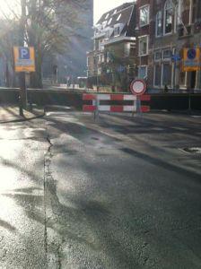 Barricade The Hague