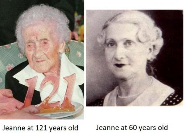 jeannecalment 60